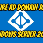 Azure AD Domain Join