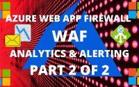 Azure WAF logging