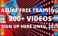 Azure Free Training