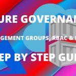 azure governance