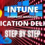 intune application deployment
