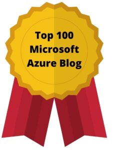 Top Microsoft Azure Blog